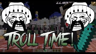 Download [Minecraft] Troll time | Episodul 38 | TROLL epic de DIMINEATA Video