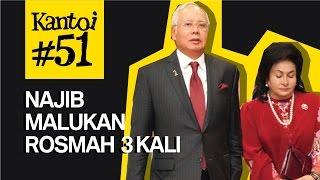 Download Kenapa Najib malukan Rosmah 3 Kali di antarabangsa? Video