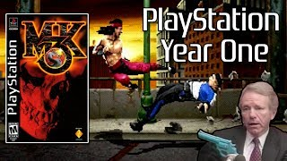 Download Mortal Kombat 3: How an Arcade Dud Transformed Console Gaming - PlayStation Year One #021 Video