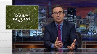 Download Daily Fantasy Sports: Last Week Tonight with John Oliver (HBO) Video