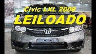 Download VENDIDO EM LEILÃO : Honda Civic LXS Ano 2009 Automático Video