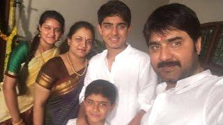 Download Actor Srikanth Uha Family  Actor Srikanth   Heroine Uha   Hero Roshan  Pepper Telugu Video