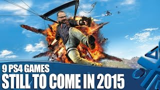 Download 9 Super Exciting PS4 Games Still To Come In 2015 Video
