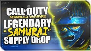 Download LEGENDARY SAMURAI SUPPLY DROP OPENING! - ″Legendary Samurai Gear″! (Best Legendary Supply Drop) Video