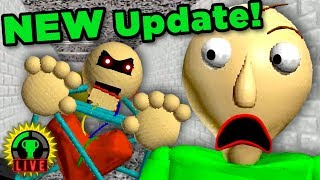 Download A Brand NEW Baldi!   Baldi's Basics in Education and Learning NEW UPDATE Video