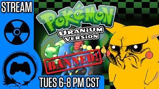 Download POKEMON URANIUM - BANNED Pokemon Game - Stream Four Star Video