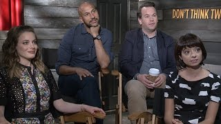 Download Don't Think Twice Official Trailer & Cast Interview Video