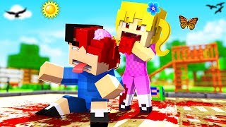 Download Minecraft Kindergarten - MY GIRLFRIEND BIT MY HEAD OFF! Video