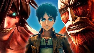 Download I LOVE THIS GAME! - Attack on Titan: Wings of Freedom Video