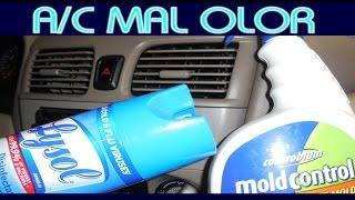 Download Tips para eliminar el mal olor en el aire acondicionado del auto Video