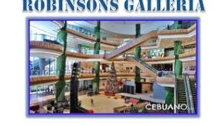 Download Robinsons Galleria Cebu City Philippines Video