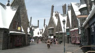 Download Harry Potter World Opens in Los Angeles Video