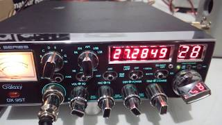 Download Galaxy 95t Big Rig Series Export CB Radio for sale Video