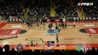 Download Liga Placard | Ovarense Gavex - Sporting CP Video