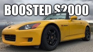 Download How Fast Is My Supercharged Honda S2000? Video