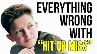 Download Everything Wrong With Jacob Sartorius - ″Hit Or Miss″ Video