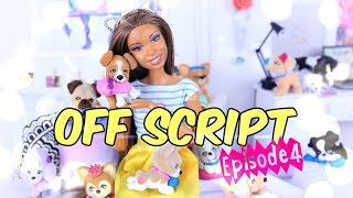 Download The Darbie Show - OFF SCRIPT - Episode 4 - Barbie - Disney - Doll - Crafts - 4K Video