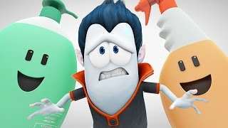 Download Funny Animated Cartoon | Brand New Spookiz Culas Kitchen Chemical Nightmare | Cartoon for Children Video