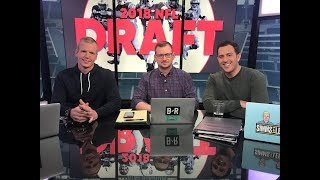 Download 2018 NFL Draft Round 1 Live Grades and Reaction Video