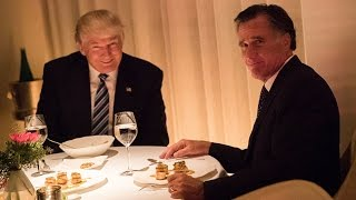 Download Romney Groveling To Trump? Video