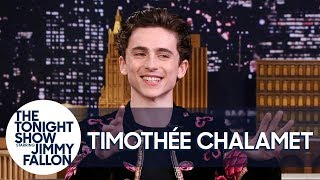 Download Timothée Chalamet Reacts to Being Photoshopped into Artwork Memes Video