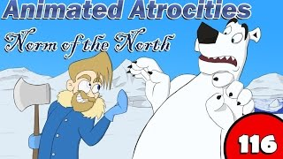 Download Animated Atrocities #116: ″Norm of the North″ Video
