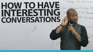 Download How to use W5 questions for more interesting conversations Video