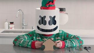Download Gingerbread House Challenge | Cooking with Marshmello Video