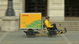 Download The Future Of Urban Delivery Is Electric Cargo Bikes Video