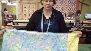 Download Make an Easy Tube Pillow Case with Jenny Doan of Missouri Star (Instructional Video) Video