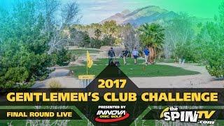 Download Gentlemen's Club Challenge presented by Innova Champion Discs - Round 4 LIVE Video