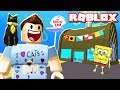 Download BUILDING THE KRUSTY KRAB IN ROBLOX Video