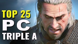 Download Top 25 Best Triple A PC Games (2012 - 2017) Video