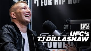 Download UFC's TJ Dillashaw Talks Demetrius Johnson Fight, Says He's Feared, Jimmie Rivera,, And More! Video