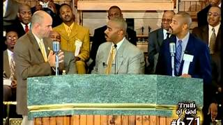 Download Truth of God Broadcast 669-672 Pastor Gino Jennings & Harry Knox Debate Video