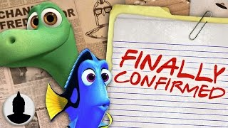 Download Pixar Theory Finally CONFIRMED? Finding Dory Updates the Pixar Theory Cartoon Conspiracy (Ep. 145) Video