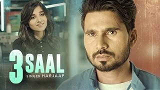 Download New Punjabi Songs 2017 | 3 Saal: Harjaap | Pav Dharia | Latest Punjabi Songs 2017 | T-Series Video