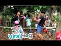 Download A New Form of Boxing || ViralHog Video
