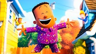 Download Captain Underpants The Movie 'Saturday Song' Trailer (2018) HD Video