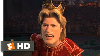 Download Shrek the Third (2007) - Stealing The Show Scene (9/10) | Movieclips Video