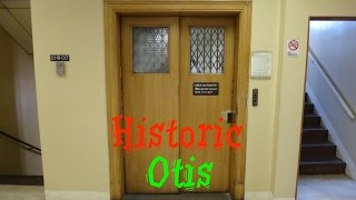 Download Mini eleva TOUR of 70 Woodfin Place historic OTIS elevators Asheville NC Video