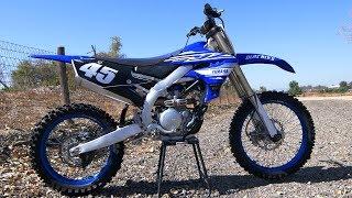 Download 2019 Yamaha YZ250F - Dirt Bike Magazine Video