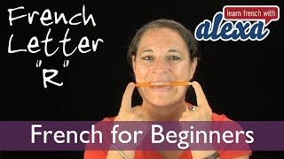 Download How to pronounce R in French from Learn French With Alexa Video