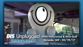 Download HHN Hollywood & Haunted Mini-Golfing   Universal Edition   10/19/17 Video