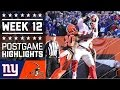 Download Giants vs. Browns (Week 12) | Game Highlights | NFL Video