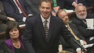 Download Tonly Blair's first Prime Minister's Questions: 21 May 1997 Video
