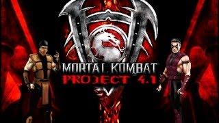 Download Mortal Kombat Project Finisher Demonstration Video