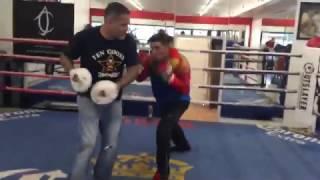 Download BRANDON RIOS BEASTING!! NASTY POWER & PRECISION!! - EsNews Boxing Video
