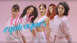 Download The Rudeboyz & Greeicy - No Te Equivoques (Video Oficial) Video