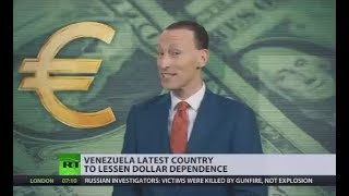 Download Dollar Domination Drowning? Venezuela becomes latest country to ditch bucks Video